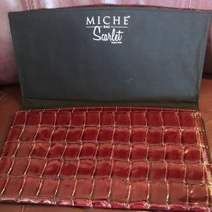 Miche Scarlet Shell like new classic